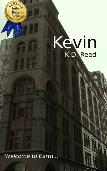 Kevin a science fiction book by author K.D. Reed